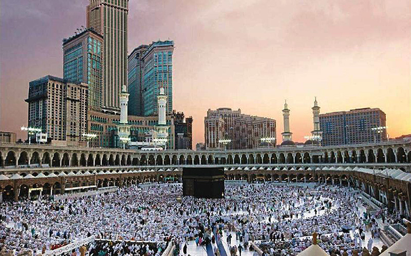 14 Days Non Shifting Hajj Package 2020 - Muslims Holy Travel