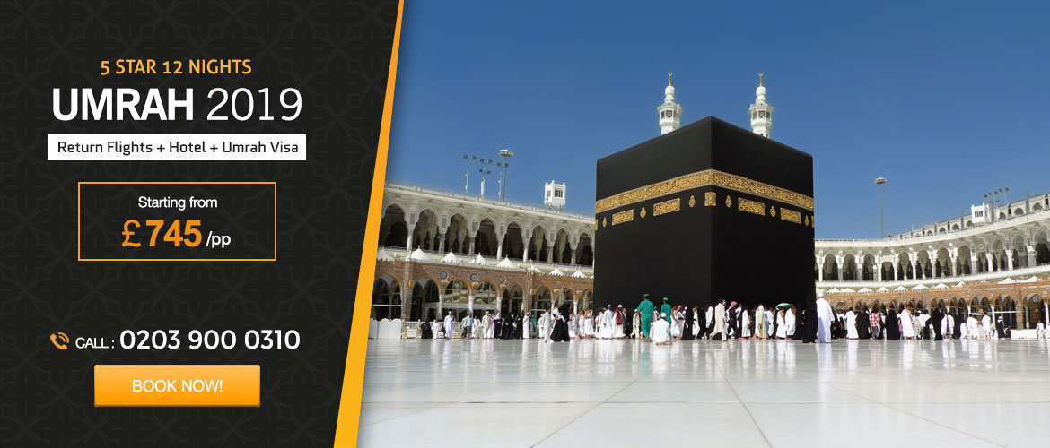Cost Of Umrah Visa Fees 2019 2020: Cheap Umrah 2019-2020 Deals